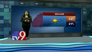 Weather Report || 27-04-2018