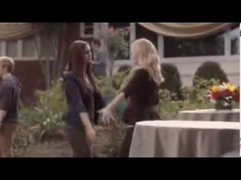 The Vampire Diaries - Season 4   Bloopers video