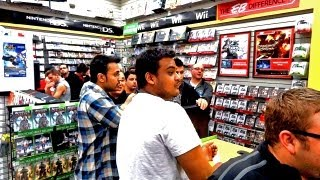 Diablo 3 / Max Payne 3 Midnight Launch (Release Day Lineup)