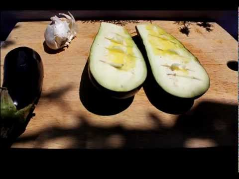Organic, Gluten-free & Vegan – Imam bayildi & Caviar d'aubergine. Turkish & French Aubergine Recipes