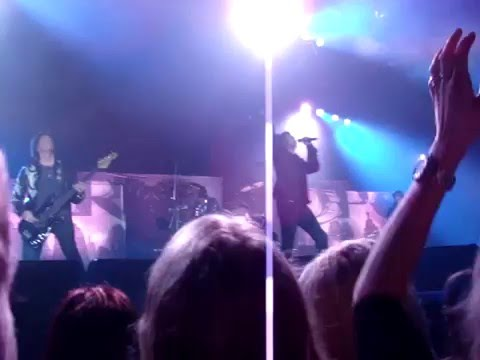 Europe - Sign Of The Times #1/2 (live @ Hovet, Stockholm, SWEDEN 28.12.2009)