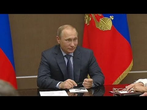 Russian President Putin pulls back troops from border with Ukraine