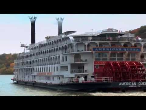 American Queen   River Cruising on the Mississippi River