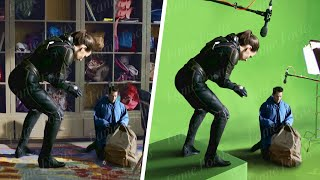 Ant Man and the Wasp - Without VFX  [Cinesite VFX Breakdown]