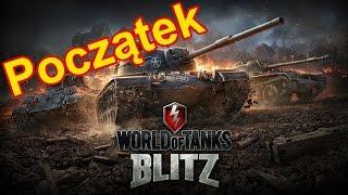 World of Tanks Blitz - pierwsze podejście :)