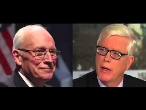 Dick Cheney on Hugh Hewitt: Obama 'Wants To Take America Down'