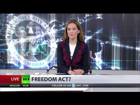 Senate passes USA Freedom Act, limiting NSA surveillance powers
