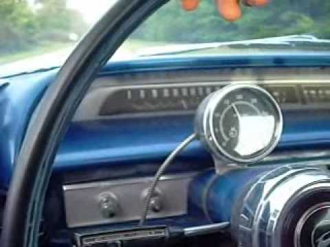 1964 Chevy Impala 292 six 3 speed overdrive