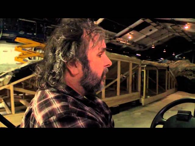 THE HOBBIT - Official Production Video #7 [HD]