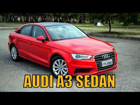 Audi A3 Sedan Attraction - Avaliação