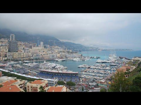 Trip #1 Lazurowe Wybrzeże (Nicea, Monako, Cannes)