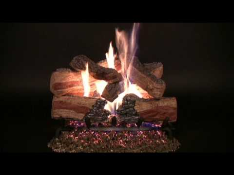 Vented Gas Logs. Desire Vented Gas Log Set