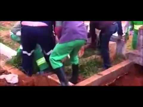 Video Pria Hidup Kembali Setelah di Kubur