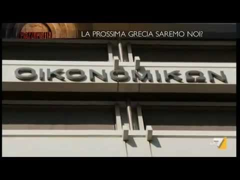 La Grecia scende in piazza – Piazza Pulita (06/10/2011)