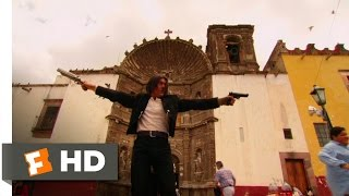 Once Upon a Time in Mexico (6/11) Movie CLIP - Motorcycle Chase (2003) HD