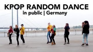 KPOP Random Dance In Public | Germany