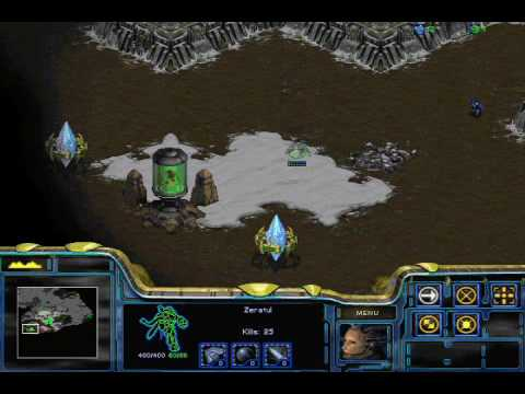 Starcraft: Brood War - Bonus/Secret Mission: Dark Origin