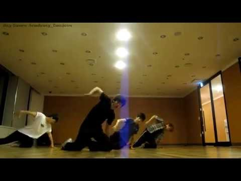 [pre-debut] 혁(hyuk) Vixx Dancing Chris Brown's Sex At Joy Dance Academy[ltothek10] video