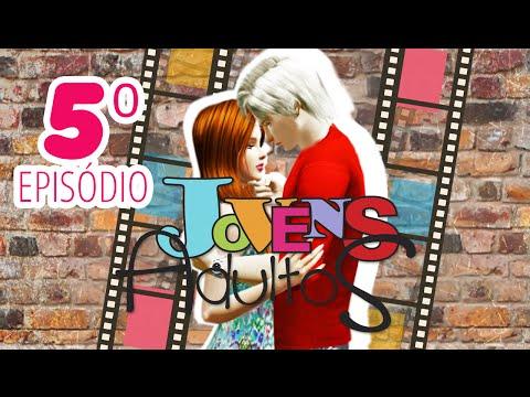 HD | Jovens Adultos | 5º Episódio | The Sims 3