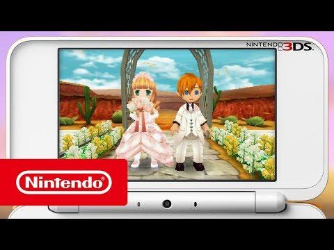 Story of Seasons: Trio of Towns - Overzichtstrailer (Nintendo 3DS)
