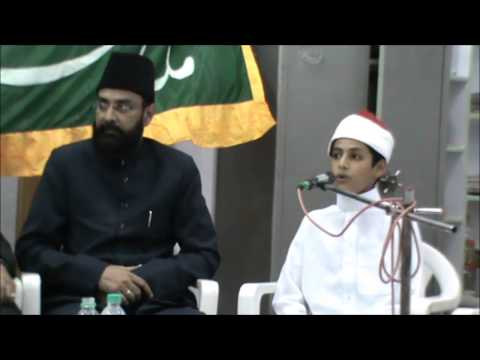 Young Qari Syed Noor Mohammed Shah Reciting Holy Quran Like Qari Abdul Basit Abdul Samad. video