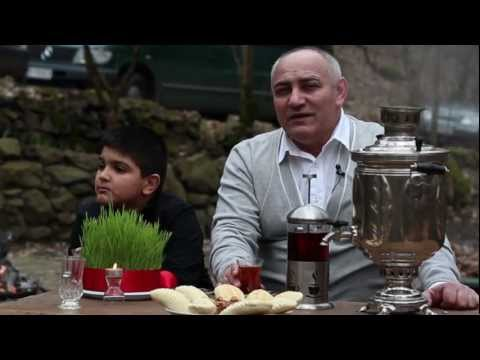 20 марта в Закарпатье азербайджанцы отметили Новруз Байрамы