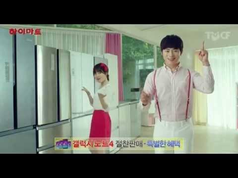 조정석(Cho Jung Seok )with 심은경 - 하이마트 CF 김치냉장고편
