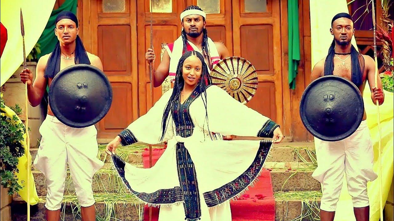 Paulos PK & Merry Mak - Ethiopia Aradigna ኢትዮዽያ አራድኛ (Amharic)