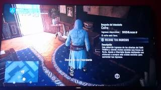 DINERO RAPIDO ASSASSINS CREED UNITY