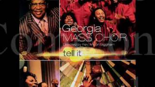 Holy Ghost by The Georgia Mass Choir featuring Rev. Milton Biggham