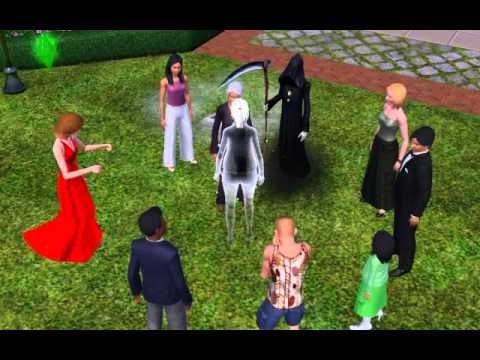 Sims 3 Marraige going great until...