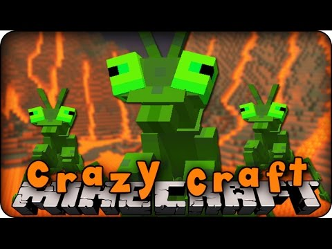 Minecraft Mods - CRAZY CRAFT 2.0 - Ep # 95