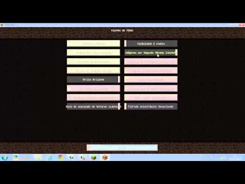 Como Quitar Lag Y Aumentar Los Fps En Minecraft 1 7 2 (1.7.4) Sin Mods (FUNCIONA)