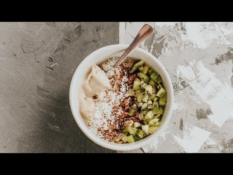 5 Простых полезных завтраков/ Мои любимые завтраки