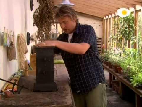 En casa de Jamie Oliver en español 1x03 BARBACOA