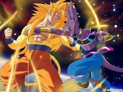DRAGON BALL Z 2013 - La Guerra de los Dioses