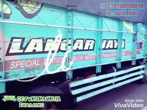 KARNA SU SAYANG (Romantika Supir Truck Oscar Dan Lady Truck Lumajang Part 1 )