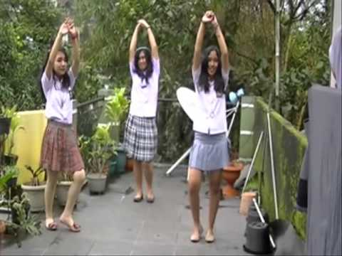 Bala Bala Girls cover dance Blink (Rexona Teen)
