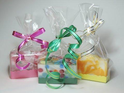 Упаковка для мыла своими руками мастер класс