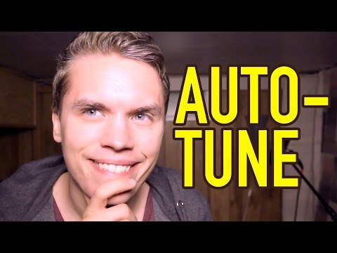Using Auto-Tune in Fun Ways (Song + Vlog)