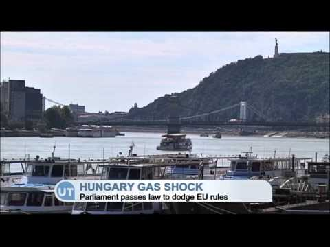 Hungary Gas Shock: Hungary passes law to allow Gazprom to build pipeline without EU approval