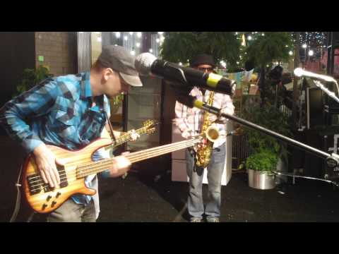 Funky Freestyle Fair Jam- BUB, The Acoustic Sessions@ 2011 OC Fair