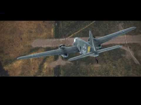 NVIDIA GTX 980 Shadowplay Demo at 4K - War Thunder Eastern Front