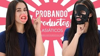 Probando productos japoneses de belleza | Japanese beauty products