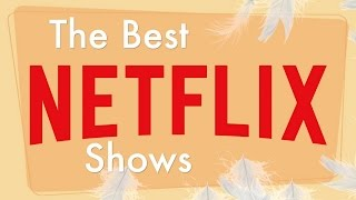 The Best Netflix Shows! (2016 & 2017)