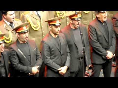 Chjami Aghjalesi et les Choeurs de Larmée Rouge. Katioucha