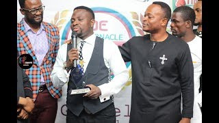 Great advise and Performance by Bro. Sammy, as he won the Artiste of the Year..DTL AWARDS, UK