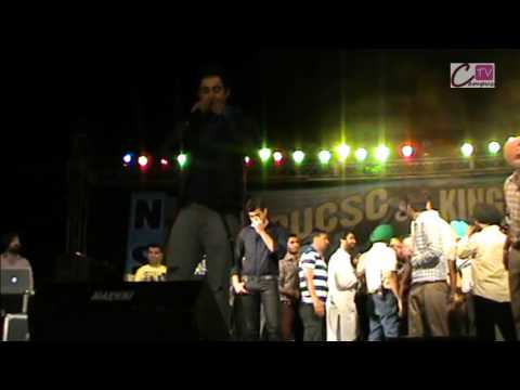 Roadies Ranvijay in Panjab University