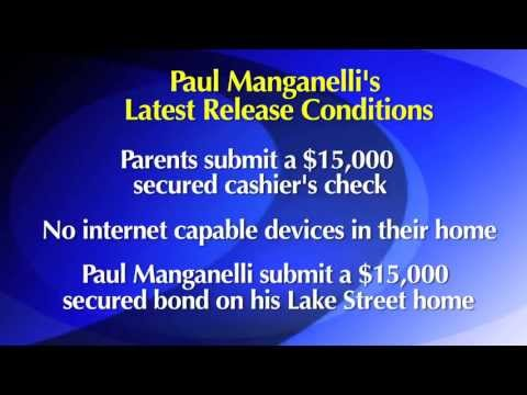 Parents Dragged into Manganelli's Child Porn Mess