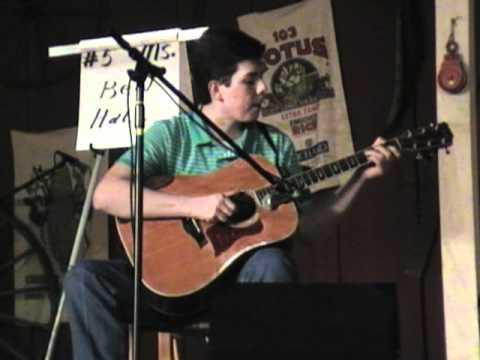 Ben Hall - National Merle Travis Thumb-Pickin' Contest 2006